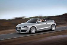 Audi TT Roadster 2.0 TDI