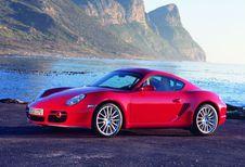 Audi TTS & Porsche Cayman