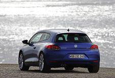 VW Scirocco 1.4 TSI 160 & 2.0 TSI