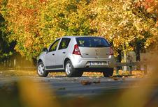 Dacia Sandero 1.5 dCi 85