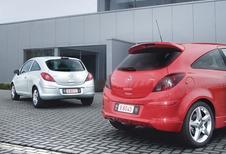 Opel Corsa 1.3 CDTI ecoFLEX & 1.6 Turbo GSI