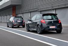 Mini Cooper S John Cooper Works & Renault Clio RS : Tijd voor revanche