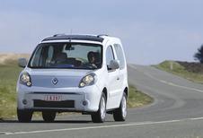 Renault Kangoo Be Bop 1.6 & 1.5 dCi