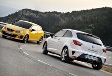 Seat Ibiza FR & Cupra