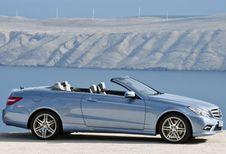Mercedes E 350 CDI Cabriolet