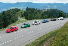 Mini Cooper S, Renault Clio RS, Volkswagen Polo GTI, Alfa Romeo MiTo Quadrifoglio Verde, Abarth Punto Evo, Skoda Fabia RS :  Kleine furies