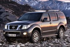 Nissan Pathfinder 3.0 dCi