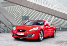 Hyundai Genesis Coupé 2.0 T