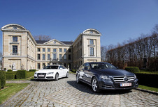 Audi A7 Sportback 3.0 vs Mercedes CLS 350 CDI : Invitations au voyage