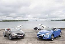 Volkswagen EOS, Peugeot 308 CC et Renault Mégane Coupé-Cabriolet : L'empire du soleil