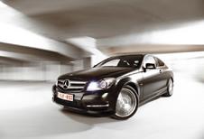 Mercedes C Coupé 220 CDI