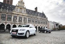 Audi Q5 Hybrid vs 3.0 TDI : Promesses sur papier carbone