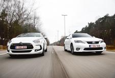 Citroën DS5 HYbrid4 vs Lexus CT 200h : Duel hybride