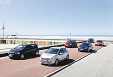 Chevrolet Aveo 1.3D 95 Eco, Ford Fiesta 1.6 TDCi Econetic 95, Kia Rio 1.4 CRDI 90, Peugeot 208 1.6 HDi 92, Toyota Yaris 1.4 D-4D & Volkswagen Polo TDI 90 BlueMotion Technology : Le numéro gagnant?