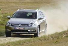 Volkswagen Passat Alltrack 2.0 TDI 140 4Motion