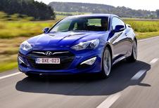 Hyundai Genesis Coupé 3.8 A
