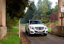 Mercedes GLK 220 BlueTEC 4Matic
