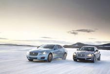 Jaguar XF & XJ AWD