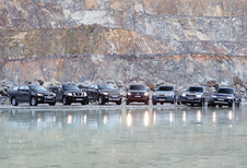Ford Ranger 2.2 TDCi, Isuzu D-Max 2.5, Mitsubishi L200 DI-D HP, Nissan Navara V6 dCi, SsangYong Actyon Sports, Toyota Hilux 3.0 D-4D & Volkswagen Amarok 2.0 TDI 170 : Tout un marché sur 7 plateaux!