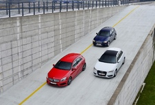 Audi A3 Sportback 2.0 TDI, BMW 118d et Mercedes A 200 CDI : Duel en trio
