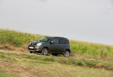 Fiat Panda Climbing 4x4