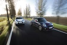 Mini John Cooper Works GP vs Volkswagen Polo R WRC : Fundamenteel anders