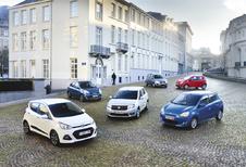 Chevrolet Spark, Dacia Sandero, Hyundai i10, Mitsubishi Space Star, Nissan Micran et Suzuki Splash : Offensive édulcorée