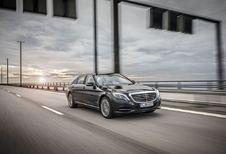 Mercedes S 500 L Plug-in Hybrid