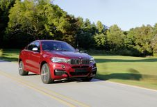 BMW X6, X-Rated