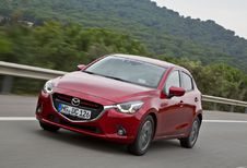 Mazda 2, séduction Kodo