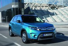 Suzuki Vitara devient un vrai SUV
