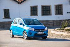Suzuki Celerio : Un pour deux