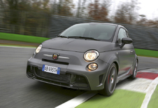 Abarth 695 Biposto: Straatracer