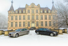 BMW 750 Li • LEXUS LS 600h L • MERCEDES S 600 L : Prestigeslag