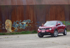 NISSAN JUKE 1.6T 2WD: Ster of nar?