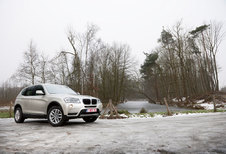 BMW X3 xDrive20d : Mission X