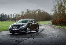 NISSAN PULSAR 1.5 dCi : Back to black