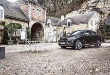 BMW X6 30d : Lik op stuk