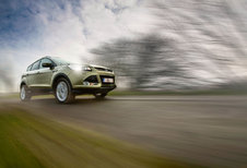 FORD KUGA 2.0 TDCI 163 4x4 POWERSHIFT : Schaalvergroting