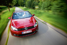 VOLKSWAGEN GOLF CABRIOLET 1.4 TSI : Oude mode