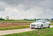 VOLVO S60 DRIVe : Stroppendragen
