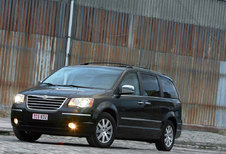 CHRYSLER GRAND VOYAGER 2.8 CRD : Big is back