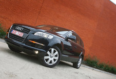 AUDI Q7 4.2 TDI : Statement