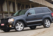 JEEP GRAND CHEROKEE SRT8 : Days of thunder