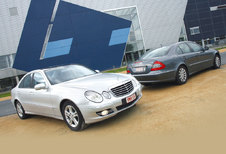 MERCEDES E 200 CDI & E 220 CDI : Back to business