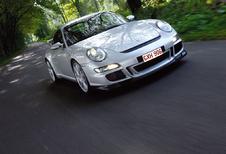 PORSCHE 911 GT3 : Hartslagmeter