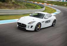 Jaguar F-Type AWD en manueel