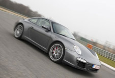 PORSCHE 911 CARRERA GTS (2011) - Circuittest