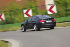 ALPINA B5 BI-TURBO (2011) - Tuningtest