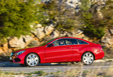 MERCEDES E 220 CDI COUPE (2013)